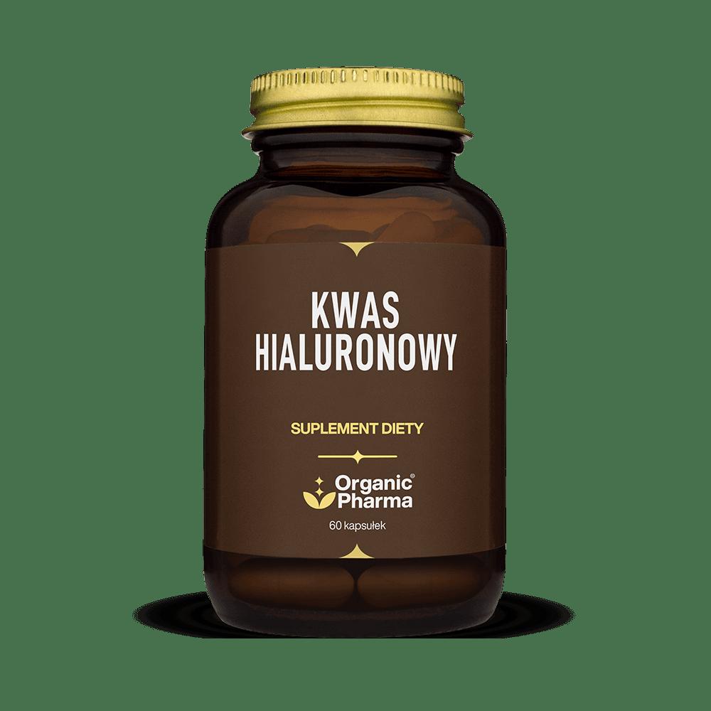 Kwas Hialuronowy tabletki - na zmarszczki i przeciw starzeniu