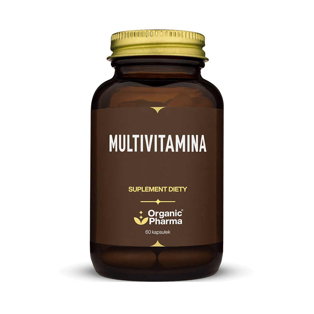 Multivitamina - najlepsza multiwitamina naturalna w tabletkach!