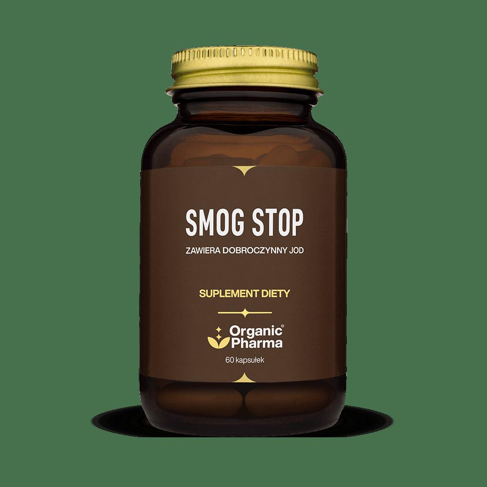 Smog Stop - detoksykacja i regeneracja - jod w tabletkach!
