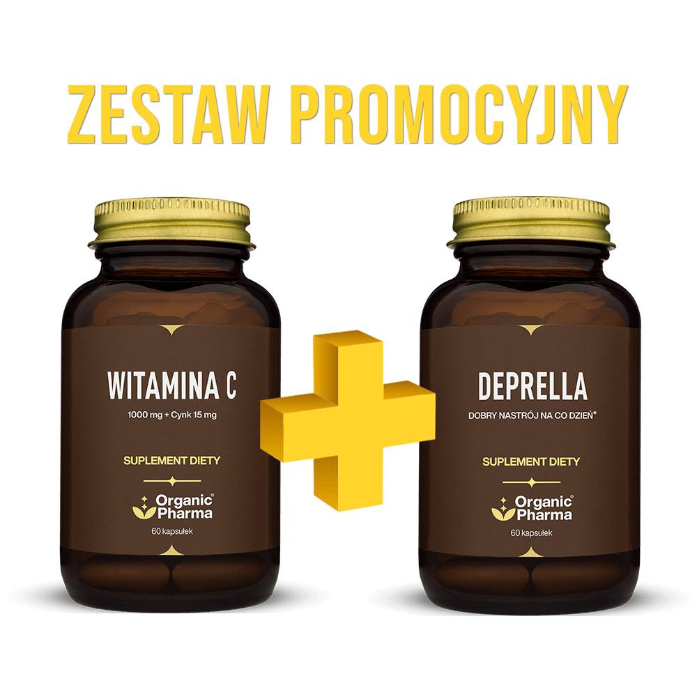 """Zestaw Promocyjny - Deprella oraz """"Witamina C"""