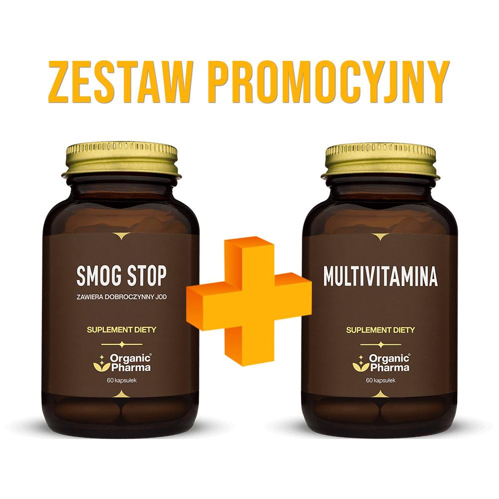 Zestaw Promocyjny - Smog Stop oraz Multivitamina